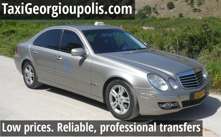 TaxiGeorgioupolis.com - Low prices - Reliable, professional transfers