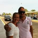 Christos_and_happy_customer